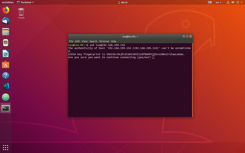 Enable SSH on Ubuntu 18 04 Bionic Beaver Linux